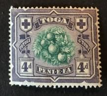 Tonga  - MH* - 1897-1934 - # 44 - Tonga (1970-...)