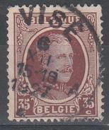 D7017 - Belgium Mi.Nr. 178 O/used, Vise - 1922-1927 Houyoux