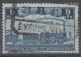 D7022 - Belgium Railway Mi.Nr. 188 O/used, 2 Scans - 1923-1941