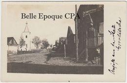 Belarus - Haradzišča / GORODITSCHE (bei Baranowicz / Baranavichy) ++ To Tostedt, Germany, 1917 / FELDPOST +++ Real Photo - Belarus