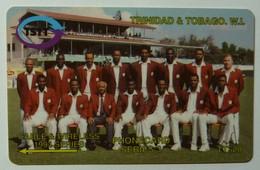 TRINIDAD & TOBAGO - Rare Proof - Cable & Wireless - $20 - White Reverse - Trinidad & Tobago