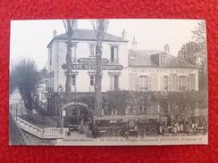 BRY SUR MARNE HOTEL RESTAURANT BOUCHET Biere KARCHER - Bry Sur Marne
