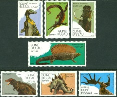 GUINEA BISSAU 1999 PREHISTORIC CREATURES** (MNH) - Prehistorics