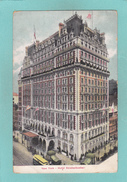 Old Postcard Of Hotel Knickerbocker,Time Square,New York.United States,V27. - Time Square
