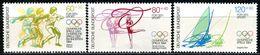 BRD - Mi 1206 / 1208 - ** Postfrisch (C) - Sporthilfe 84 - Unused Stamps
