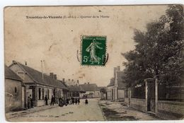 Le Tremblay Le Vicomte Quartier De La Mairie - France