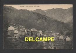 DF / 48 LOZERE / VIALAS / VUE GENERALE, CÔTÉ OUEST / CIRCULÉE EN 1910 - France