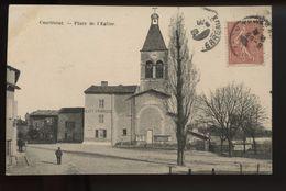 Chaponost Place De L Eglise - France