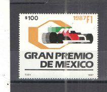 Messico PO 1987 Gran Premio Messico . Scott.1517+ See Scans Nuovi - Mexico