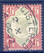 +Great Britain 1892. Michel 92. Used - Gebruikt