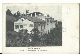 Villa Maria - Colma Di Rosignano Monferrato - Perfetta - Animata NV - Alessandria