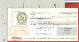 CAMBIALE ITALIA - 1992 - LIRE DODICIMILA - £ 12.000 - CARIPLO  BREBBIA - Cambiali