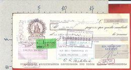 CAMBIALE ITALIA - 1992 - LIRE CINQUEMILA - £ 5.000 - CARIPLO  BREBBIA - Cambiali