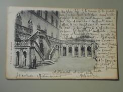 ITALIE TOSCANA SIENA PIAZZALE DEL PALAZZO BANDINI - Siena