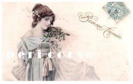 Auer R Bonne Année - Bouret, Germaine