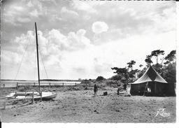 Cpsm 29 LETTY En BENODET Camping De L'union Nautique Voir Descriptif - Bénodet