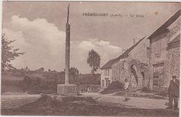 95 Fremecourt La Croix - France