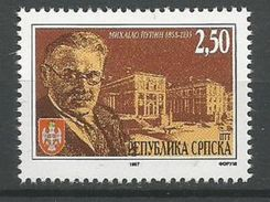 Serbian Republic,Mihajlo Pupin 1997.,MNH - Bosnia And Herzegovina