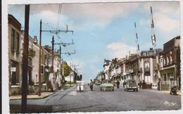 CARTE POSTALE   ANZIN 59  Avenue Anatole France - Anzin