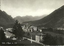 Villa D'Ogna (Bergamo, Lombardia) Scorcio Panoramico, Partial View - Bergamo