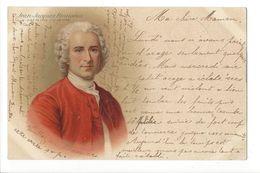 17911 - Jean-Jacques Rousseau - Philosophie & Pensées