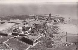St Vaast La Hougue Vue D'ensemble Et Le Fort - Saint Vaast La Hougue