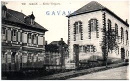 61 GACE - Ecole Trégaro - Gace