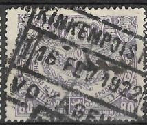 7Te-972: N° TR89: 1 KINKENPOIS NB 1 VOYAGEURS - 1915-1921