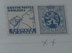 Pu 32 Postfris Xx - Publicités