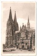 Köln - Kölner Dom - VW Käfer - Koeln