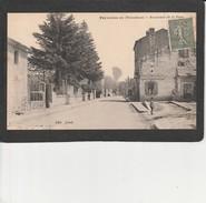 13 PEYROLLES -  Boulevard  De La Poste - Peyrolles