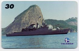 Fregate Armée Army Bateau  Télécarte Telefonkarten Phonecard (D.153) - Armée