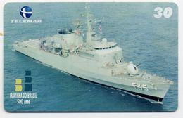 Fregate Armée Army Bateau  Télécarte Telefonkarten Phonecard (D.154) - Armée