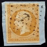 33- 13 II-  Sur Papier Ancre - Storia Postale (Francobolli Sciolti)