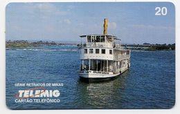 Bateau Boat Télécarte Telefonkarten Phonecard (D.155) - Bateaux