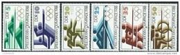 DDR 1988 Nuovo** - Mi.3183/8  Yv.2796/01 - [6] Repubblica Democratica