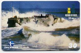 Plateforme Amphibie Armée Army Bateau Télécarte Telefonkarten Phonecard (D.156) - Armée