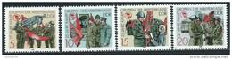 DDR 1988 Nuovo** - Mi.3177/0  Yv.2790/3 - [6] Repubblica Democratica