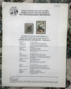 JAPAN LEAFLETS POSTAGE STATIONERY- 1993 - Unclassified