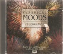 """CD      Classical  Moods  """"  Celebrations   """"    De  1995   Avec  17  Titres - Klassik"""