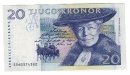 Sweden 20 Kronor 1994 UNC - Suède