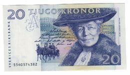 Sweden 20 Kronor 1994 UNC - Svezia