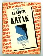 "Henri Lhote - ""Le Niger En Kayak"" - 1953 - Culture"