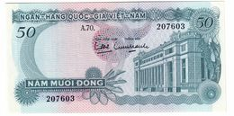 South Vietnam 50 Dong 1969 UNC - Vietnam