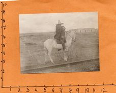 Ciudad Juarez Mexico 1900 Photo - Messico