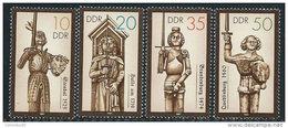 DDR 1987 Nuovo** - Mi.3063/6  Yv.2683/6 - [6] Repubblica Democratica