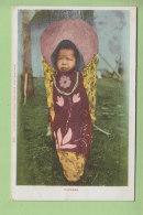 Indien, Papoose. 2 Scans - Indiens De L'Amerique Du Nord