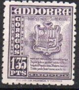 Andorre Espagnol   50  ** - Spanisch Andorra