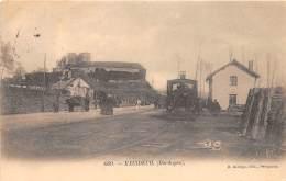 24 - DORDOGNE / 24639 - Excideuil - Train En Gare - Très Beau Cliché - Autres Communes
