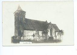 Boitshouche Kerk  Booitshoeke Zeldzame Oude Fotokaart - Veurne